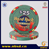10g Customize Ceramic Poker Chip