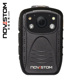 novestom NVS1-A model 3000mAh live Battry 140 view IP66 waterproof body worn video camera for police
