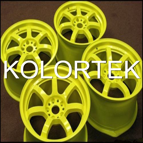 Neon Yellow Powder Coating,Fluorescent Pigment For Powder Coating ...