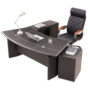 2018 High End New Design Modern Luxury Wood Modern Executive Desk High End  Office Furniture   Buy Half Round Office Desk,Boss Modern Director Office  Table ...