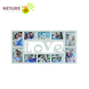 china wholesale picture frame collage plastic photo frame
