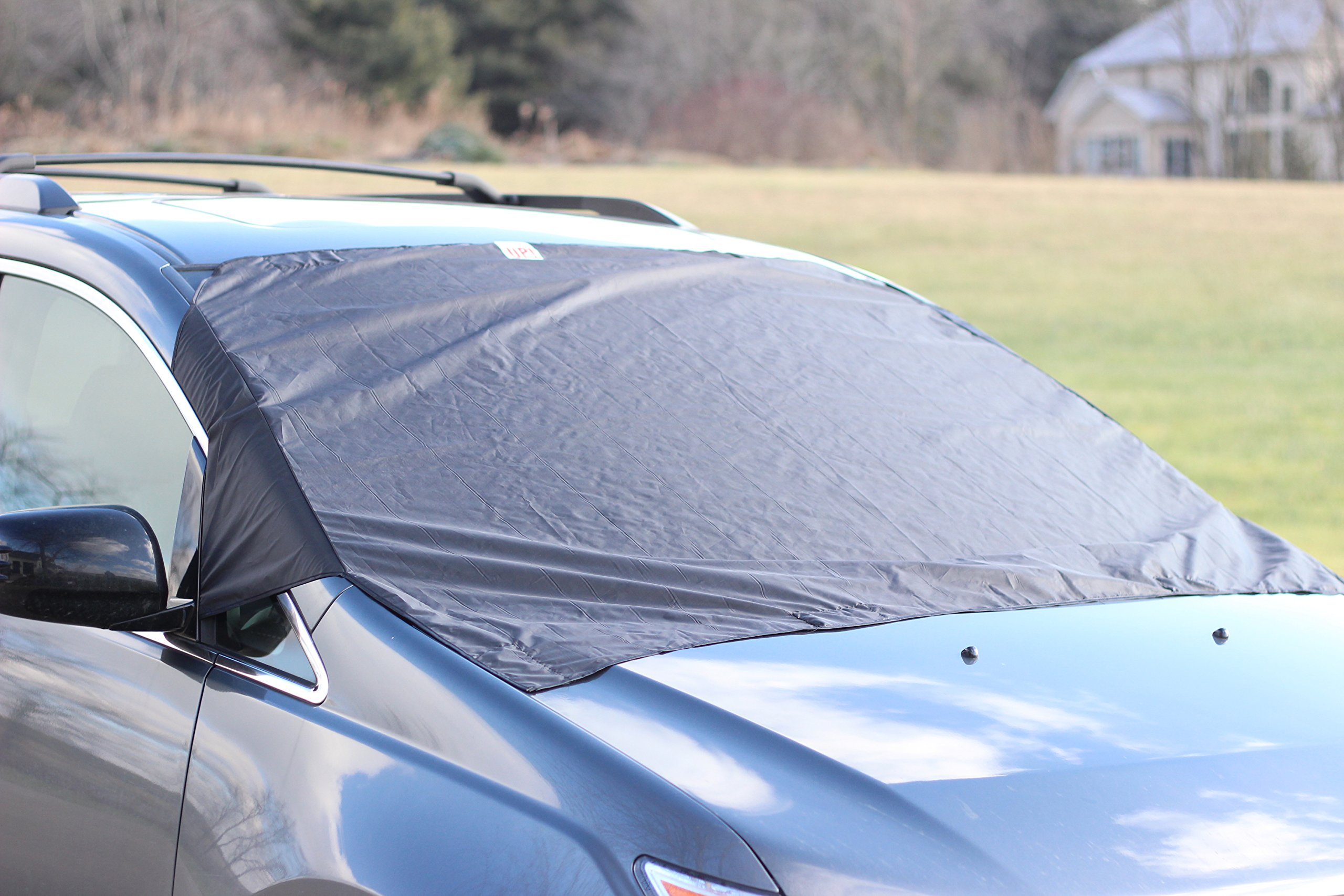 Get Quotations · Premium Windshield Snow Cover U2013 Sizes For ALL Vehicles    Covers Wipers   Snow, Ice