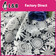 fabric yards 2017 fashion fabric lace bulk chemical lace embroidery fabric