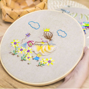 Wholesale chinese embroidery kits Diy craft cross stitch kits, handicraft cross stitch factory price