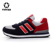 2019 New fashion brand style wholesale low price  shoes casual balance sports lovers running sneaker stock size 36-44