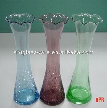 Colored Glass Vases Wholesalecheap Colored Glass Vasesgold Colored