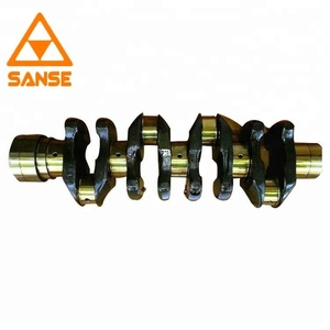 High quality Low price of Diesel Engine Crankshaft manufacture for VHS134112281 KOBELCO SK200-8/SK350-8