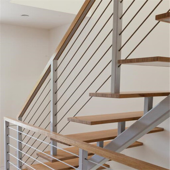 Steel Railing Designs For Stairs 2