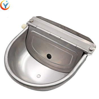 livestock pig Automatic drinking water bowl for cattle/cow drinker 304 stainless steel