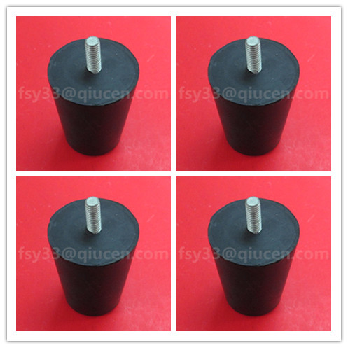 M3 M4 M6 M8 M10 M14 M16 Automotive Rubber Anti Vibration Compressor Mounts/Anti Vibration Rubber Mount Vibration Damping Mount