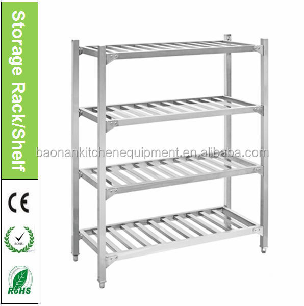 Kitchen Vegetable Storage Rack/ Food Stainless Steel Kitchen Storage Shelf/ Kitchen Storage Design - Buy Kitchen Vegetable Storage RackStainless Steel ...  sc 1 st  Alibaba & Kitchen Vegetable Storage Rack/ Food Stainless Steel Kitchen Storage ...