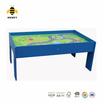 Children Toys Play Table 115221 Wooden Toy Train Set Table Buy Wooden Toy Train Set Table Play Table 115221 Wooden Toy Train Set Table Children Toys