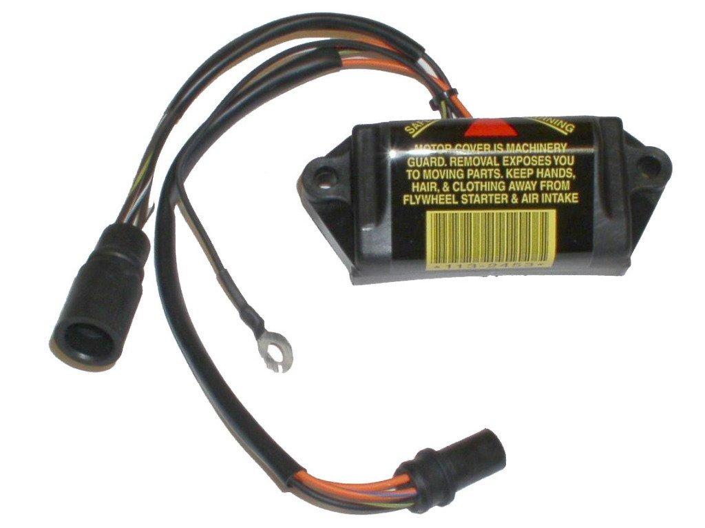 CDI Electronics - Johnson, Evinrude, GLM Power Pack No RPM Limit - 113-2453