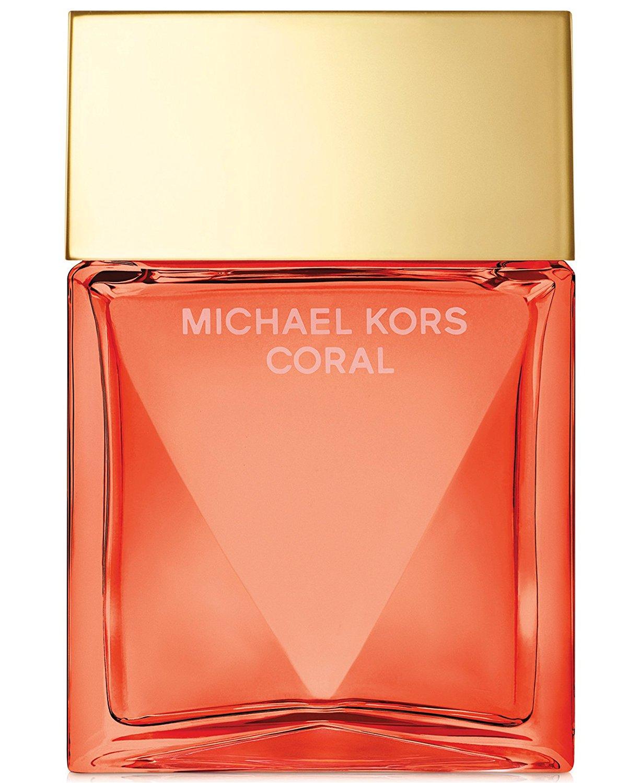 *New Fragrance *Michael Kors Coral 3.4 Oz Eau De Parfume Spray for Women