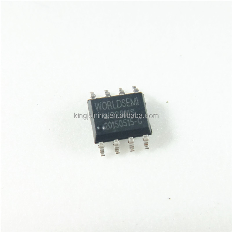 Original 100 Pcs Ws2811s 2811 Ws2811 2811s Chip Led Sop-8 Driver Chip Integrated Circuit Ic Electronic Components & Supplies