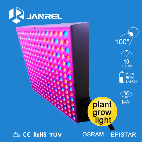 LED Grow Plant Light Square Panel 14W 54W Environment-friendly Indoor 225pcs Blue Red Plant Grow Light