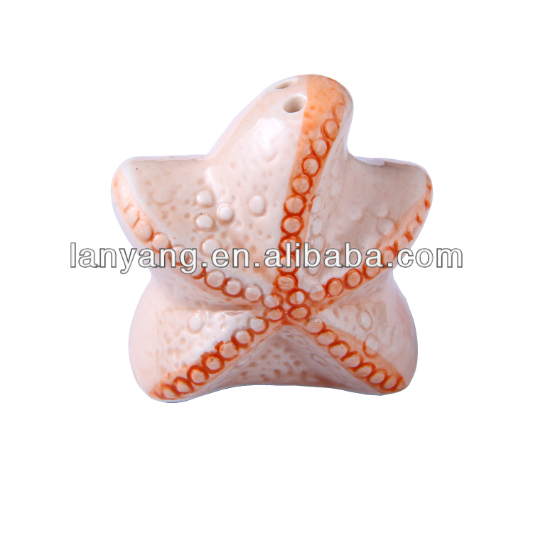 Animal Starfish Disposable Salt And Pepper Shakers Favor Wholesale