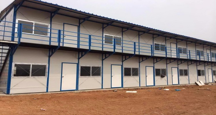 Low Cost Steel Structure Building Insulated Panel Home