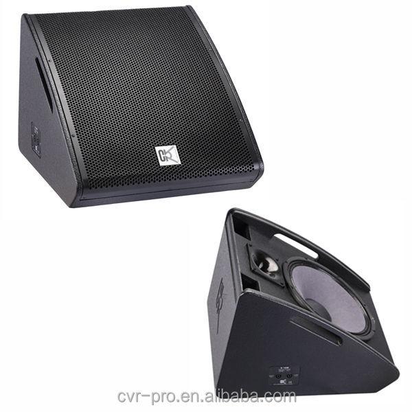 Cvr Professional 12 Inch+studio Monitor+speaker