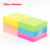 New simple design stationery office Creative gradient message pad pet sticky notes Envelope style paper divider sticky notes