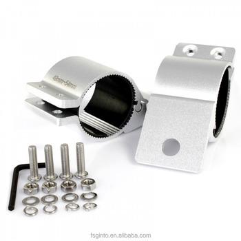 49mm~54mm Black/sliver/polish Led Light Bar Mounting Clamp ...