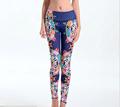 2016 Top Fitness 3D Yoga Pants Women Sport Leggings Print Quick Dry Breathable Running Yoga Set