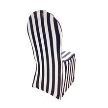 Bureaustoel Met Zebraprint.Gestreepte Bruiloft Stoelbekleding Zebra Print Stoel Cover Gedrukt Maleisie
