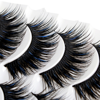 Real Mink Lash Extensions Supplies 16lines Russian Volume ...