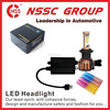 Stead quality super bright 24W all in one car led 7 inch led headlight factory wholesale product h7 9005 9006