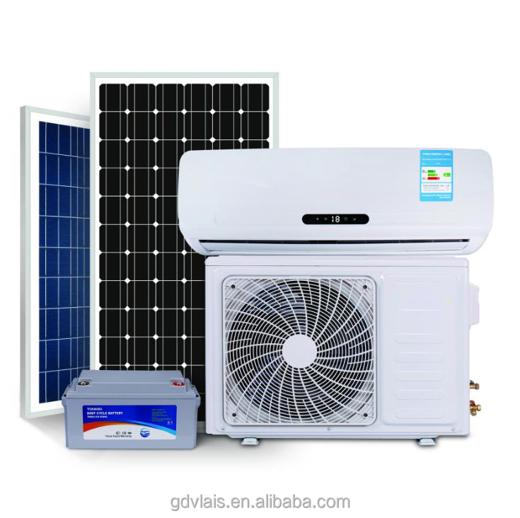 Hot quality portable solar powered air conditioner price solar air condition for sale