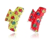 Hot selling butterfly plastic clip hair claw