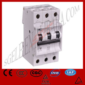 2A-63amp 3KA6KA 5SX mini circuit breaker MCB low price good quantity Siemens Mini electrical switch