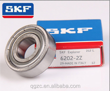 SKF Deep Groove Ball bearing 6000 6200 6300 6202 2RS 2Z SKF Ball Bearing