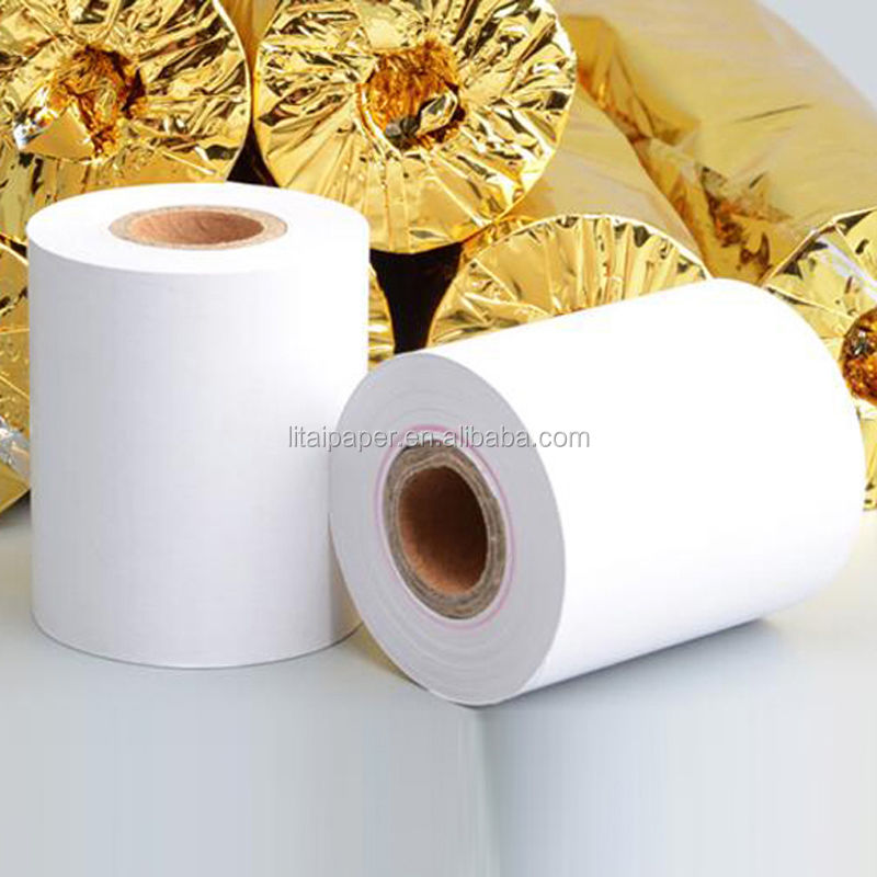 3 1/8Thermal Cash Register Paper Roll Tape 200 50 per case