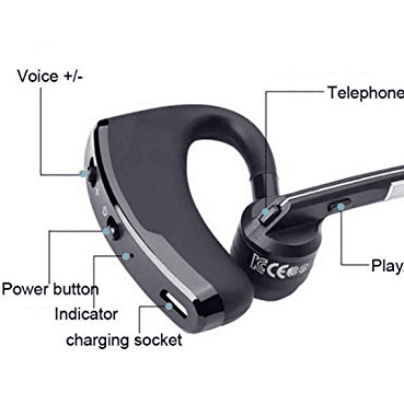 Bluetooth Headset For Two Way Radio Walkie Talkie Earpiece For Baofeng Buy Bluetooth Headset For Walkie Talkie Baofeng Bluetooth Earpiece Two Way Radio Bluetooth Headset Product On Alibaba Com