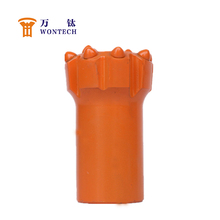 China t38 64mm rock drill bit retrac button bit