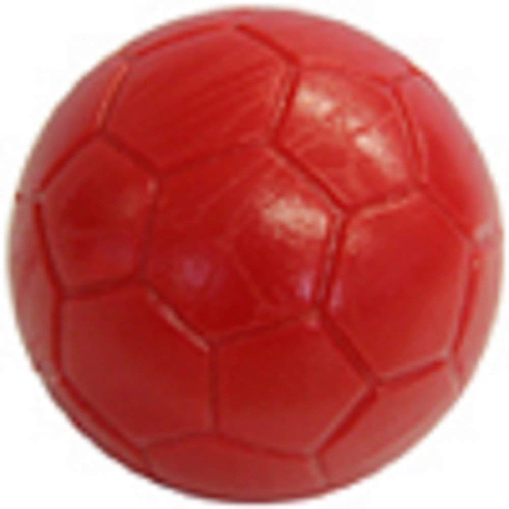 RetroArcade.us Red 35mmTextured Replacement Soccer Ball Style Foosball