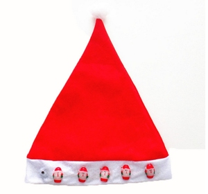 Decoration Supplies led christmas hats