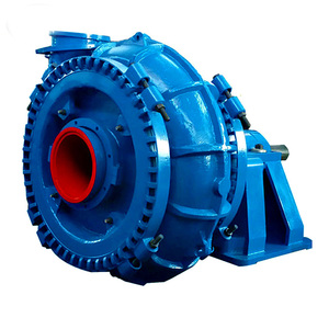 River Sand Sludge Suction Pump for Extracting Sand from Water