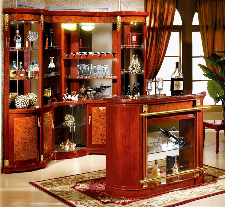 Antique Bar Cabinet Furniture Guangzhou Wholesale Market