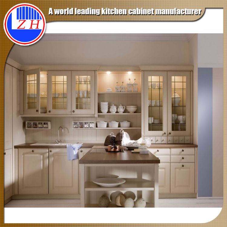 Vinyl Wrap Kitchen Cabinets: Glossing Doors