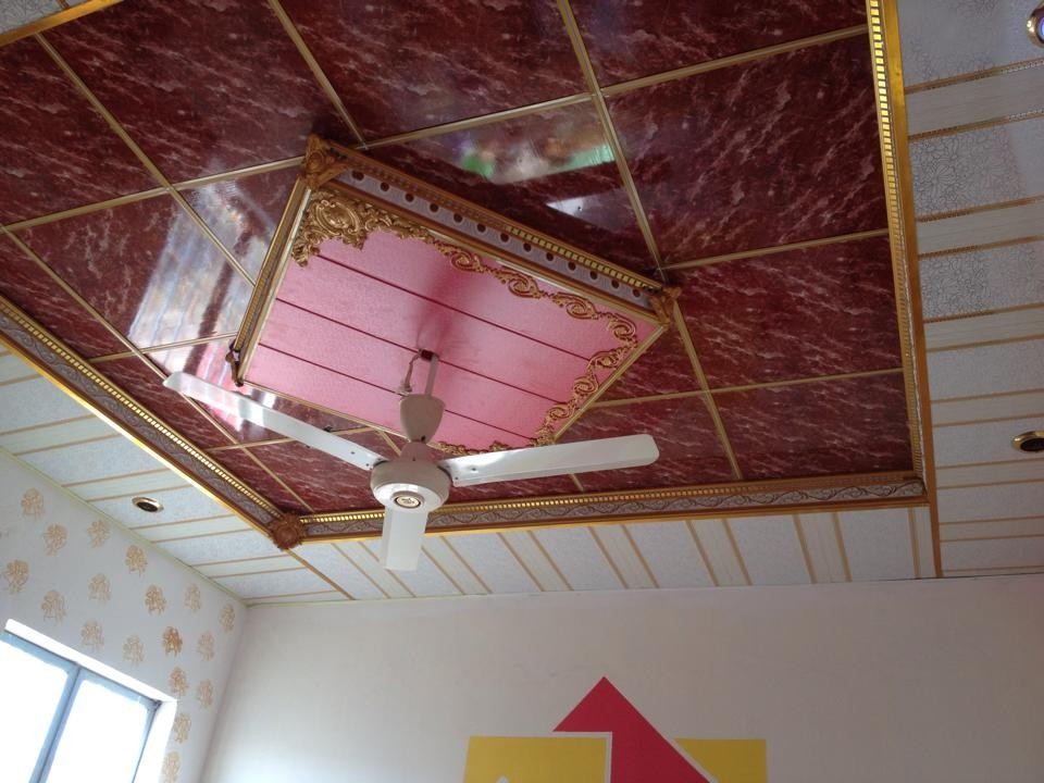 Garage ceiling panels best ceiling material pvc waterproof for Garage materials