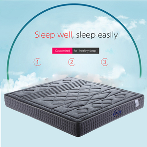 Baby Sleep Moisture Absorption Spring Mattress Zero Gravity Good Quality Bamboo Carbon Fiber
