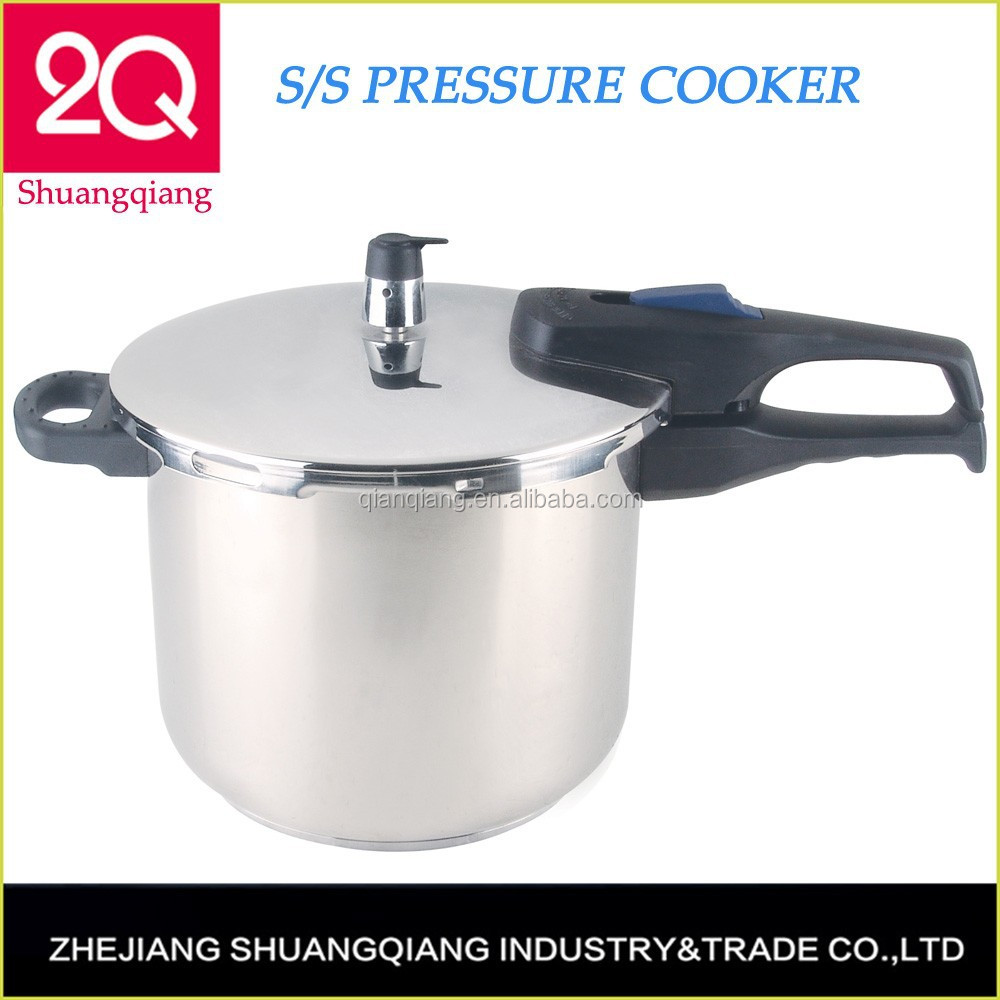 ASC22-7L Traditional Weight Pressure Valve Stainless Steel Pressure Cooker
