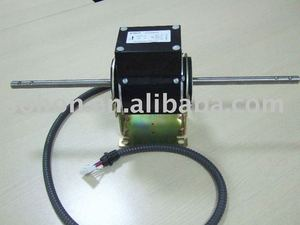 Brushless DC motor for fan coil unit