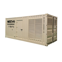 China soundproof diesel generator 5kw 220v
