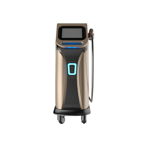 Epilation beauty machine multi wave 3 in 1 diode Laser 808 nm 800 w micro channel