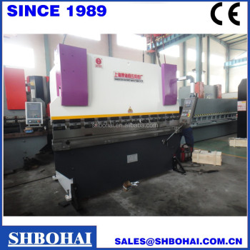 hydraulic press brake bending machine YSD/AMADA/Adira/Durma, View hydraulic  press brake , BOHAI Product Details from Shanghai Bohai Machinery