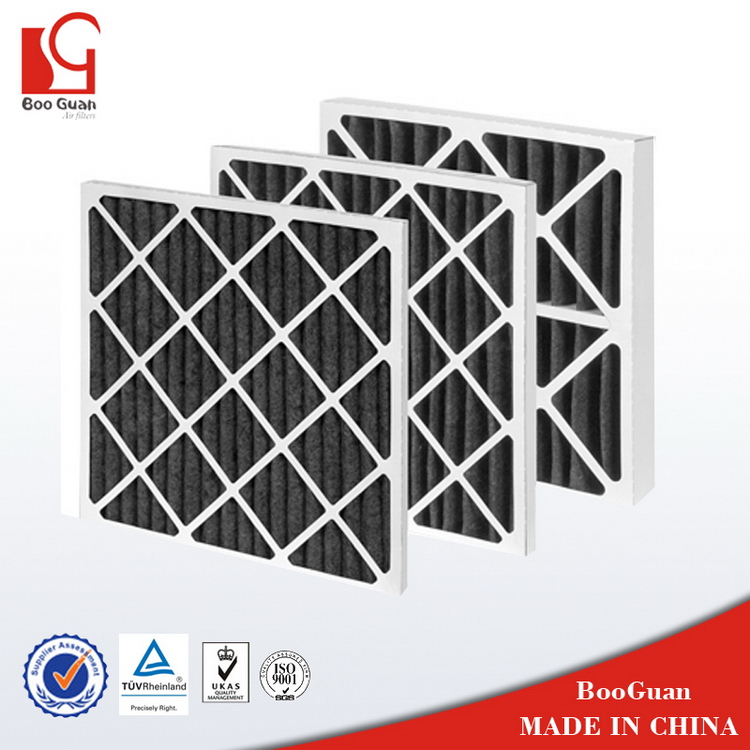 Special useful age activated carbon filter