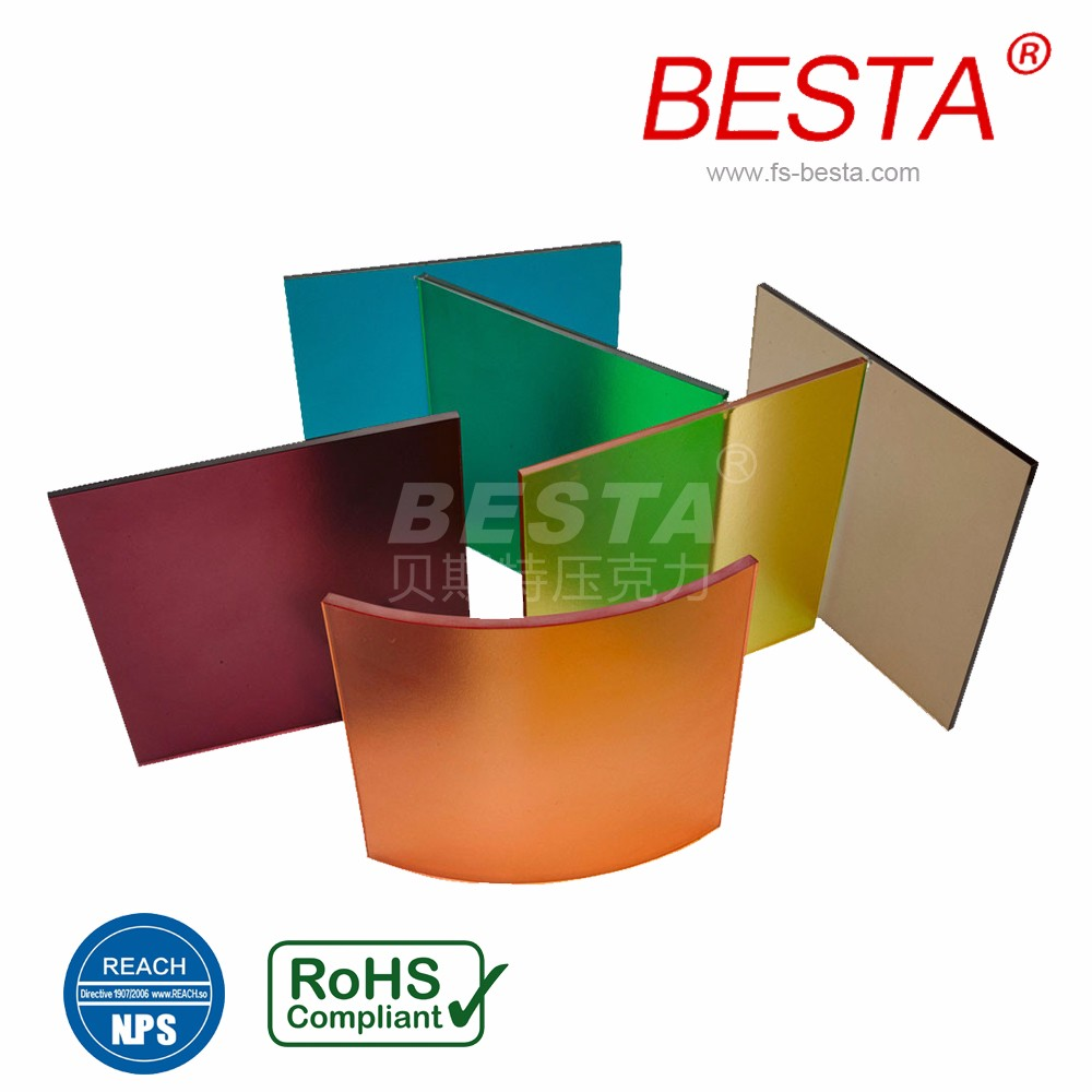 Cheap Bulk Sale Decorative Arcylic 4X8 Hard Plastic Sheets For Thermoforming